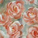 Faded Florals by Angie Redhead