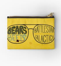 The Office Jim as Dwight Quote Studio Pouch
