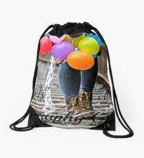 Top Ten Winner- As Is Photography Drawstring Bag