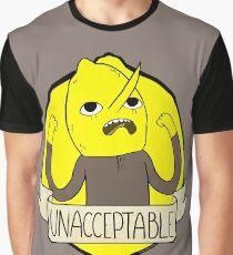 UNACCEPTABLE Graphic T-Shirt