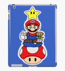 Super Mario Tranquility iPad Case/Skin
