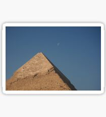 Pyramid Egypt Sticker
