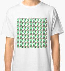 Mint Chocolate Chip Icecream Popsicles Classic T-Shirt