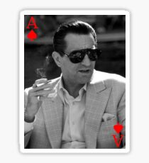 "Casino - Sam ""Ace"" Rothstein Sticker"