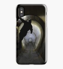 Go In OLD Drains iPhone Case/Skin