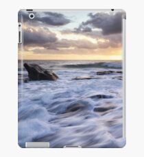 Whipped Cream Waves iPad Case/Skin