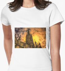 St. James Cathedral 2 Womens Fitted T-Shirt