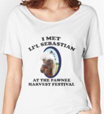 I Met Lil' Sebastian Women's Relaxed Fit T-Shirt