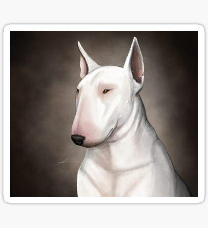 Bull Terrier Sticker