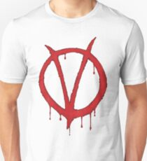 V for Vendetta Tee Unisex T-Shirt