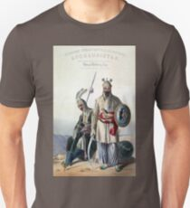 Vintage Dourraunnee Chieftains in Full Armour T-Shirt
