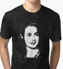 """Eva """"Evita"""" Perón Tri-blend T-Shirt"""