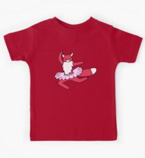 Little Red Fox does ballet Kids Clothes