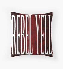(CRIED) OUT - CLEAR Throw Pillow