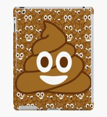 Poop Emoji iPad Case/Skin