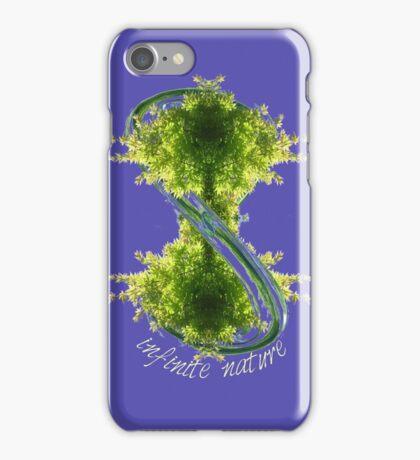 infinite nature iPhone Case/Skin