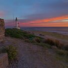 Point Lonsdale by David  Hibberd