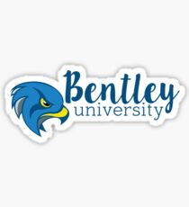 Bentley University Falcons sticker Sticker