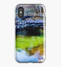 The Kingdom of God iPhone Case