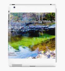 The Kingdom of God iPad Case/Skin