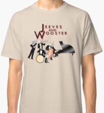 NDVH Jeeves and Wooster Classic T-Shirt