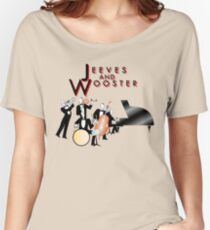 NDVH Jeeves and Wooster Women's Relaxed Fit T-Shirt