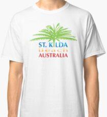 St.Kilda Beach Australia 1 Classic T-Shirt
