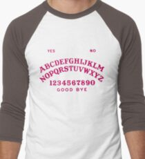 Talking Board Men's Baseball ¾ T-Shirt