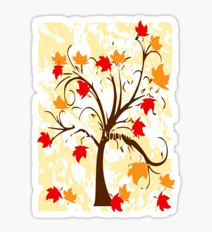 Autumn (6925 Views) Sticker