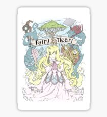 Mavis - The Fairy Heart Sticker