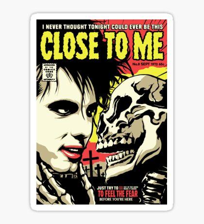 TFTS | Close Sticker