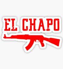 EL CHAPO Sticker
