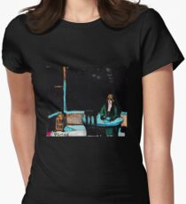 The Automat Women's Fitted T-Shirt