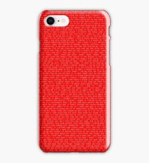 Songs for the Deaf iPhone Case/Skin