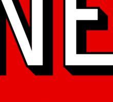 Element of Netflix Sticker