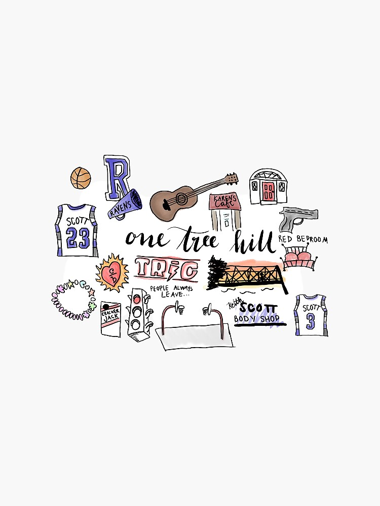 Iconos de One Tree Hill de amandaspac