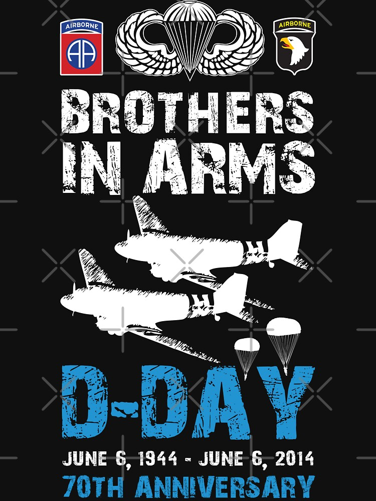 BROTHERS IN ARMS by PARAJUMPER
