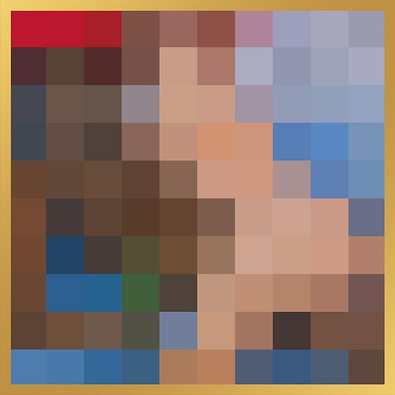 Pixelated: Stickers