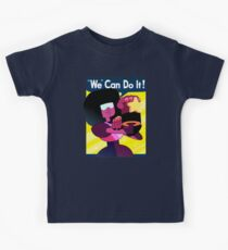 """We"" Can Do it! // Garnet Steven Universe Poster Kids Clothes"