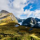 Milford Track - The Mackinnon Pass by worldwondering