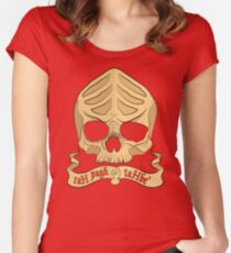 To Be or Not To Be Women's Fitted Scoop T-Shirt
