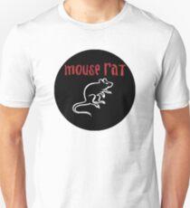 Camiseta ajustada Logotipo Rat Rat