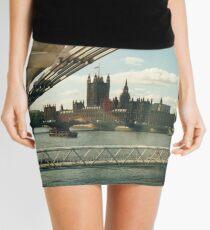 Simply A London Landscape Mini Skirt