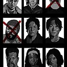 TWD Survivors by CrosbyDesign