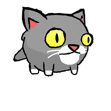 Meowburt from Castle Crashers by PinataJohn