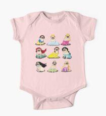 Pug Princesses Version 2 Kids Clothes