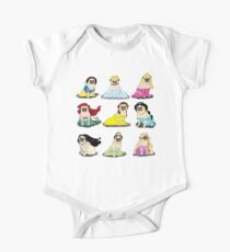 Pug Princesses Version 2 Kids Clothes