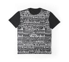 SHERLOCK 2 Graphic T-Shirt