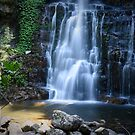Minamurra Falls by Candy Jubb