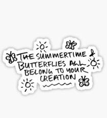 Olivia Sticker